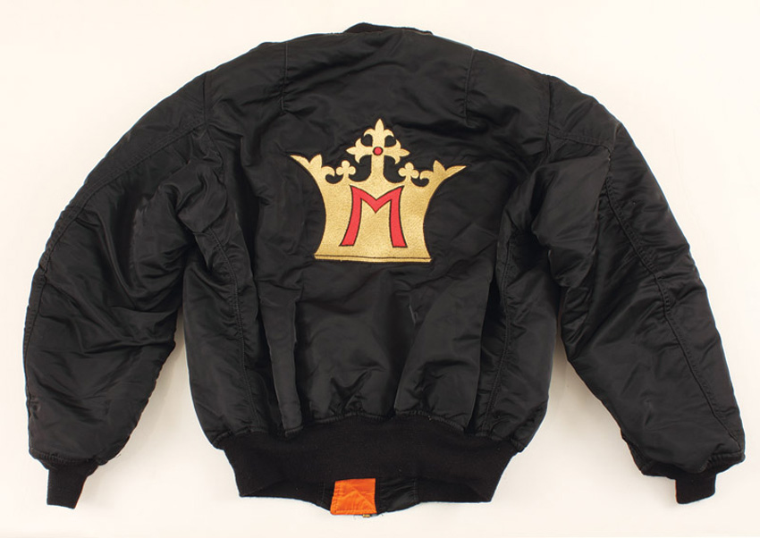 Lot Detail Madonna Worn Quot Blonde Ambition Tour Quot Jacket