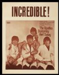 "Beatles Original Yesterday and Today ""Butcher"" Cover Poster"
