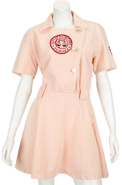 Madonna A League of Their Own Film Worn  Baseball Uniform