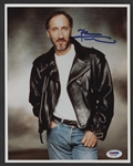 Pete Townshend Signed Photograph