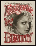 Kat Von D Signed Original Lithograph Collection