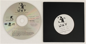 3T Unreleased CD with Michael Jackson