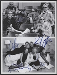 """Sex In The City"" Cast Signed Photograph"