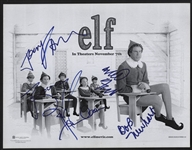 """Elf"" Cast Signed Photograph"