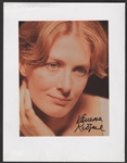 Vanessa Redgrave Signed Photograph