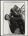 The Doors Original Henry Diltz Signed 11 x 14 Laminated Photograph