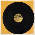 "Sly & The Family Stone Original ""Everyday People"" Acetate"
