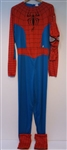 Stan Lee Signed Spiderman Costume
