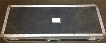 The Jackson's World Tour Hard Cover Flight Case