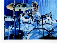 Zak Starkey Signed Photograph