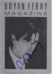 "Bryan Ferry Signed ""Roxy Magazine"" and ""Bryan Ferry Magazine"""