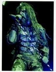Rob Zombie Signed Photograph