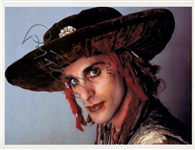 Janes Addiction Perry Farrell Signed Photograph