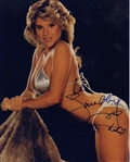 Samantha Fox Signed Photograph