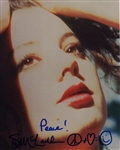 Sarah McLachlin Signed Photograph