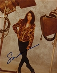 The Bangles Susanna Hoffs Signed Photograph