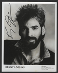 Kenny Loggins Signed Photograph