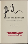 "John Densmore Signed ""The Doors: Unhinged"" Limited Edition Book"