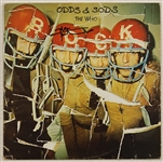 "The Who Pete Townshend Signed ""Odds & Sods"" Album"