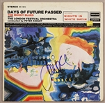 "John Lodge Signed Moody Blues ""Days of Future Passed"" Album"