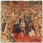 "Rolling Stones Keith Richards, Mick Taylor and Billy Preston Signed ""Its Only Rock N Roll"" Album"