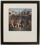 "Booker T & The Mgs ""McElmore Avenue"" Joel Brodsky Signed & Numbered Original Album Cover Photograph"