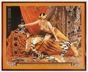 "Richard Avedon Signed ""Marilyn Monroe as Theda Bara"" Original First Edition Poster"