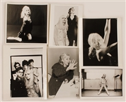Blondie Original Stamped Photographs