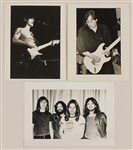 Pink Floyd Original Stamped Photographs