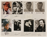Men of Hollywood Signed Photographs and Signed Cards