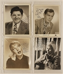 Stars of Hollywood, Broadway, Ballet Boxing Original Signed & Inscribed Photographs to William LeMassena