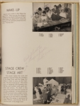 Farley Grangers Hollywood High 1942 Yearbook