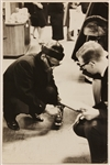 Ray Charles Personally Owned Original Photograph