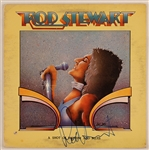 "Rod Stewart Signed ""A Shot of Rhythm and Blues"" Album"