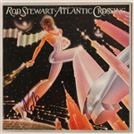 "Rod Stewart Signed ""Atlantic Crossing"" Album"