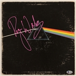 "Pink Floyd Roger Waters Signed ""Dark Side of the Moon"" Album"