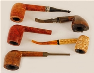 Sammy Davis, Jr. Owned and Used Pipes