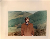 "Eric Clapton ""Behind The Sun"" Original Album Artwork Photographs By Patti Boyd From The Collection Of Larry Vigon"
