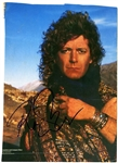 Robert Plant Signed Magazine Picture