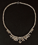 Marilyn Monroes Owned & Worn Austrian Crystal Necklace