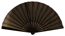 "Marilyn Monroe ""Diamonds Are A Girls Best Friend"" Screen Used Fan from ""Gentlemen Prefer Blondes"""