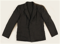 Janet Jackson Owned & Worn Quilted Black Jacket