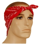 "Tupac Shakur Owned & Worn Red Bandana ""Do-Rag"""