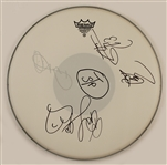 Stone Temple Pilots Signed Drumhead