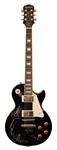 Stone Temple Pilots Signed Black Epiphone Guitar