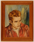 James Dean Original Painting