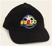 "Ringo Starr Stage Worn ""Ringo Starr and His All-Starr Band"" Hat"