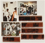 Tupac Shakur 1990 Original Photographs and Negatives and Copyright