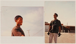 Tupac Shakur Circa 1989 Original Photographs