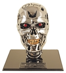 T2: Judgment Day Authentic Limited Edition Endoskull Replica